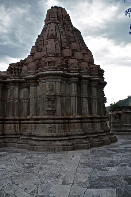 Sahastrabahu temple near Udaipur, Rajasthan
