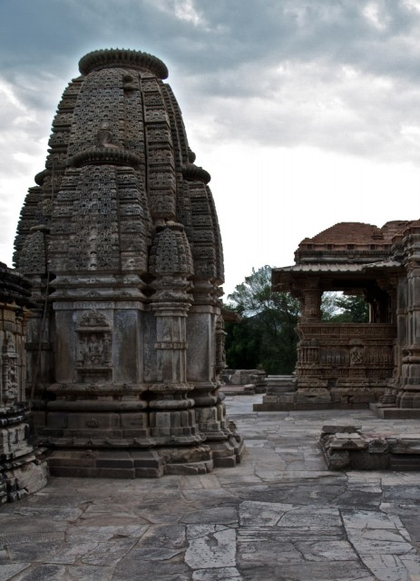Temples of SahastraBahu near Udaipur