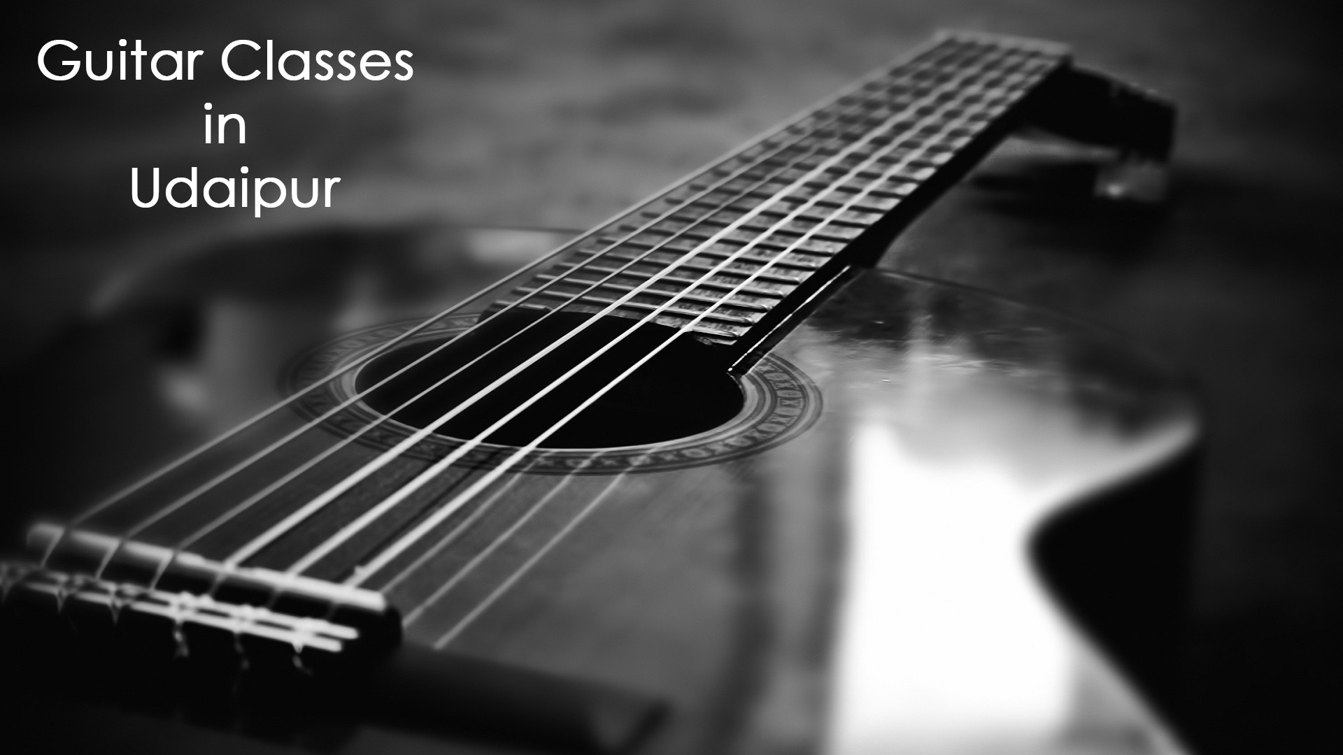 Guitar Classes in Udaipur