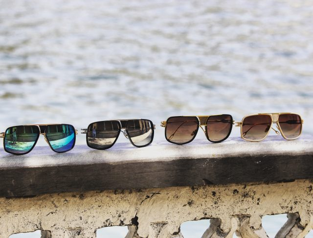 Shades and men accessories