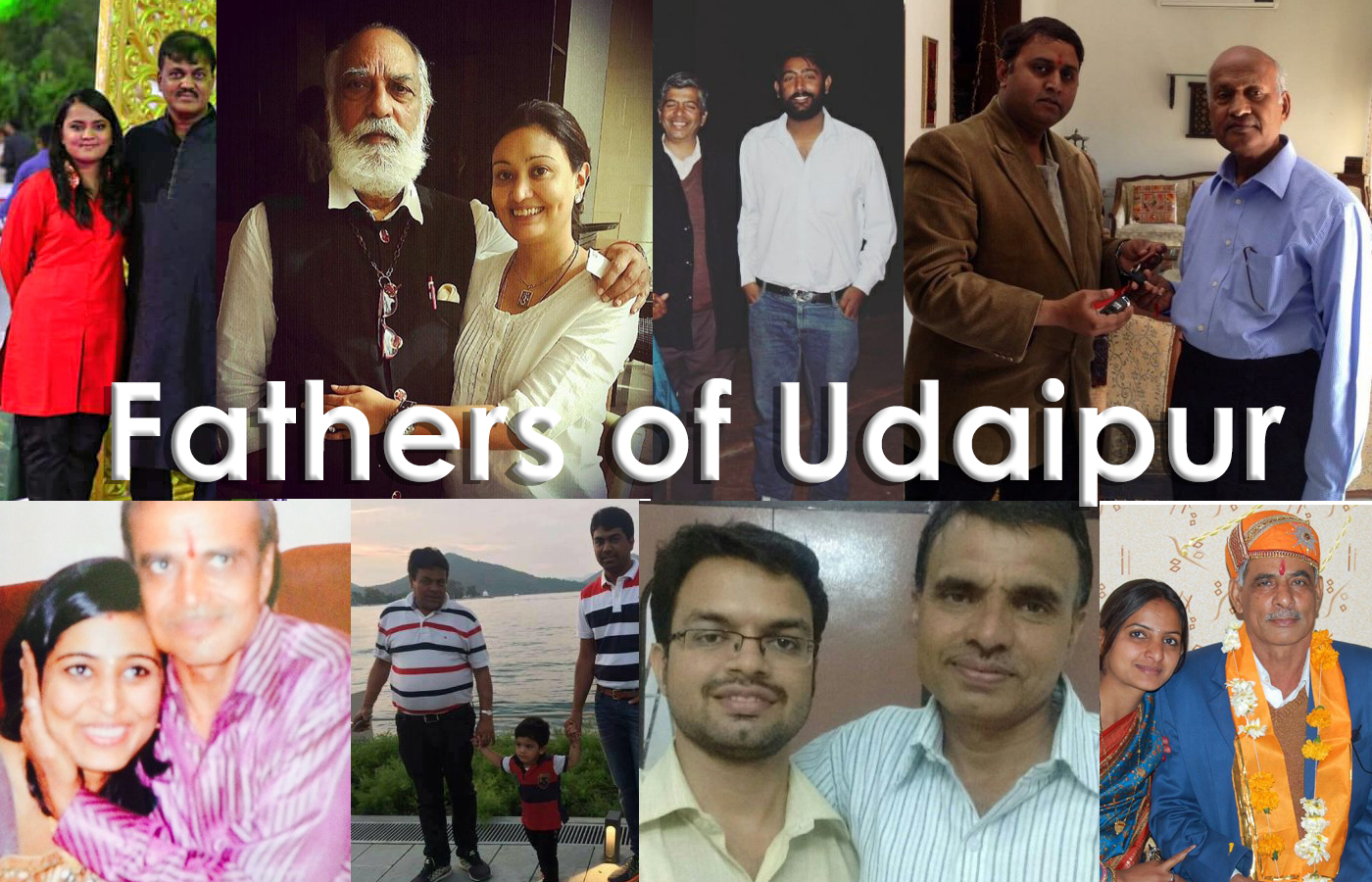 fathers of udaipur