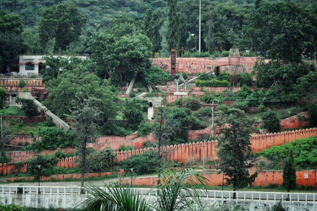 Manikya Lal Verma Garden