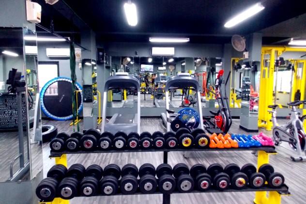 Vishal's colosseum gym udaipur
