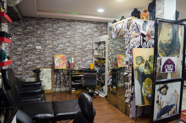 best tattoo studio udaipur