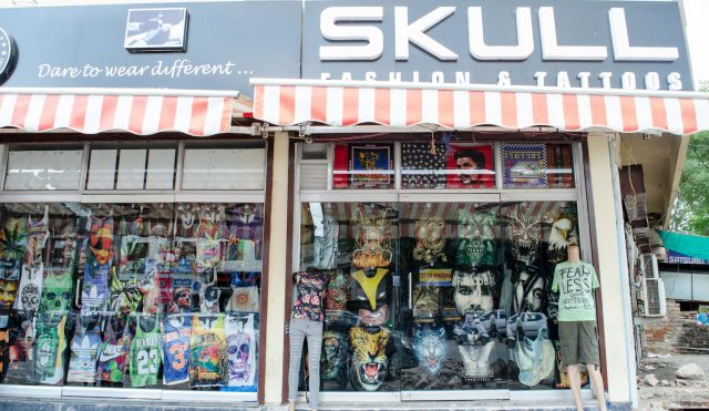 skull fashion and tattoo studio