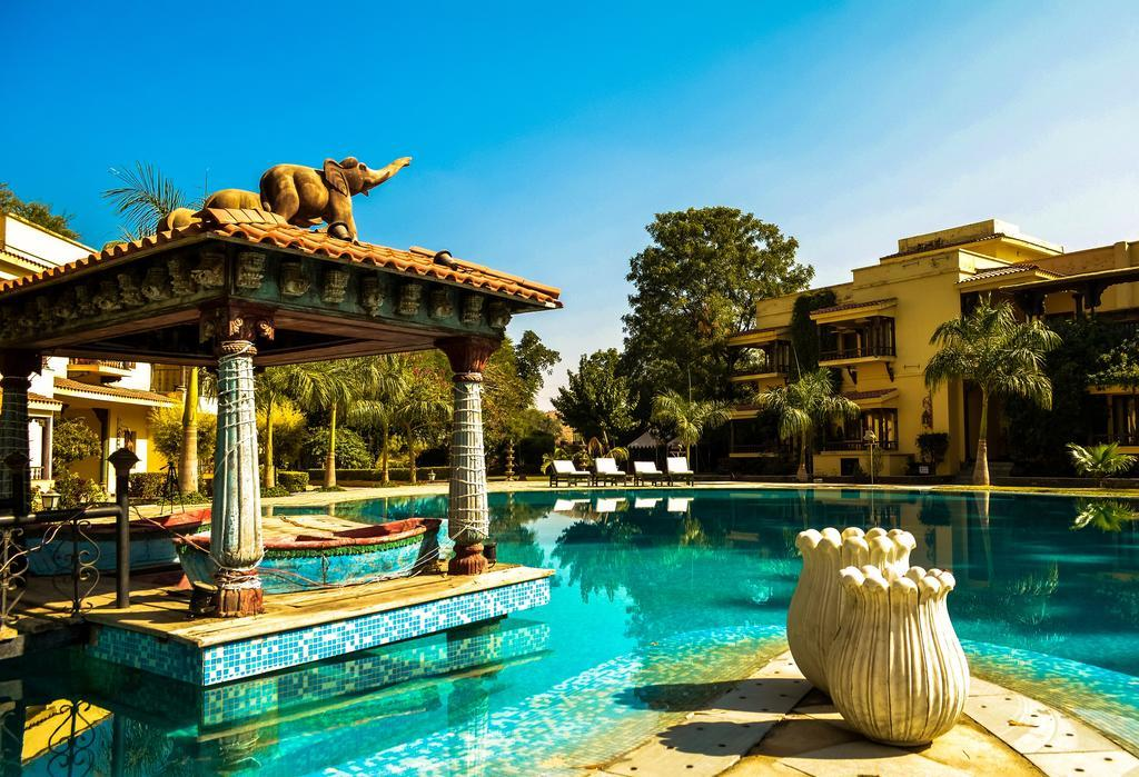 resorts in udaipur