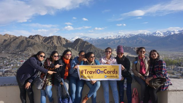 travl on cards udaipur