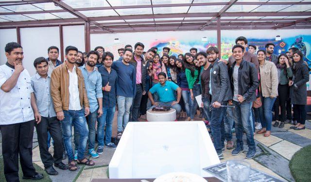 Skive Lounge - Udaipur Food Drive 2