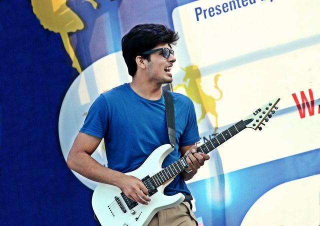 guitarist udaipur