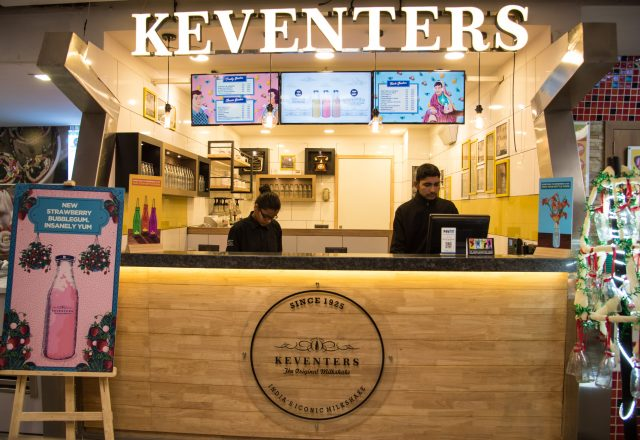 Keventers celebration mall
