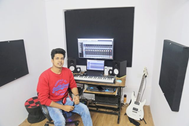 music producer and composer aikarth purohit