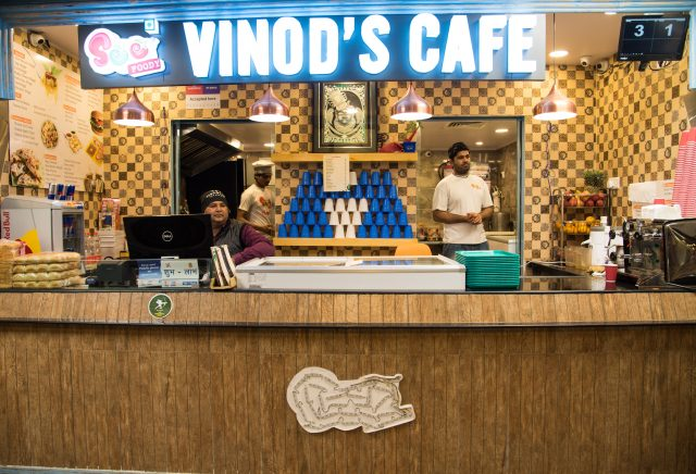 Vinods cafe celebration mall