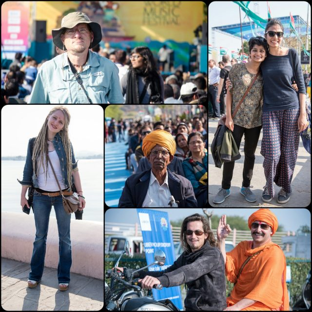 People of Udaipur World Music Festival 3