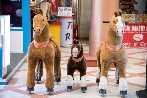 Fun at Celebration Mall