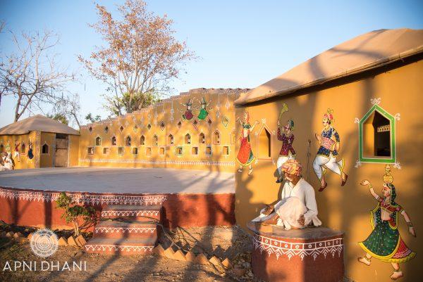Apni Dhani: Relive Rajasthani Culture