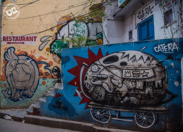 street art in udaipur