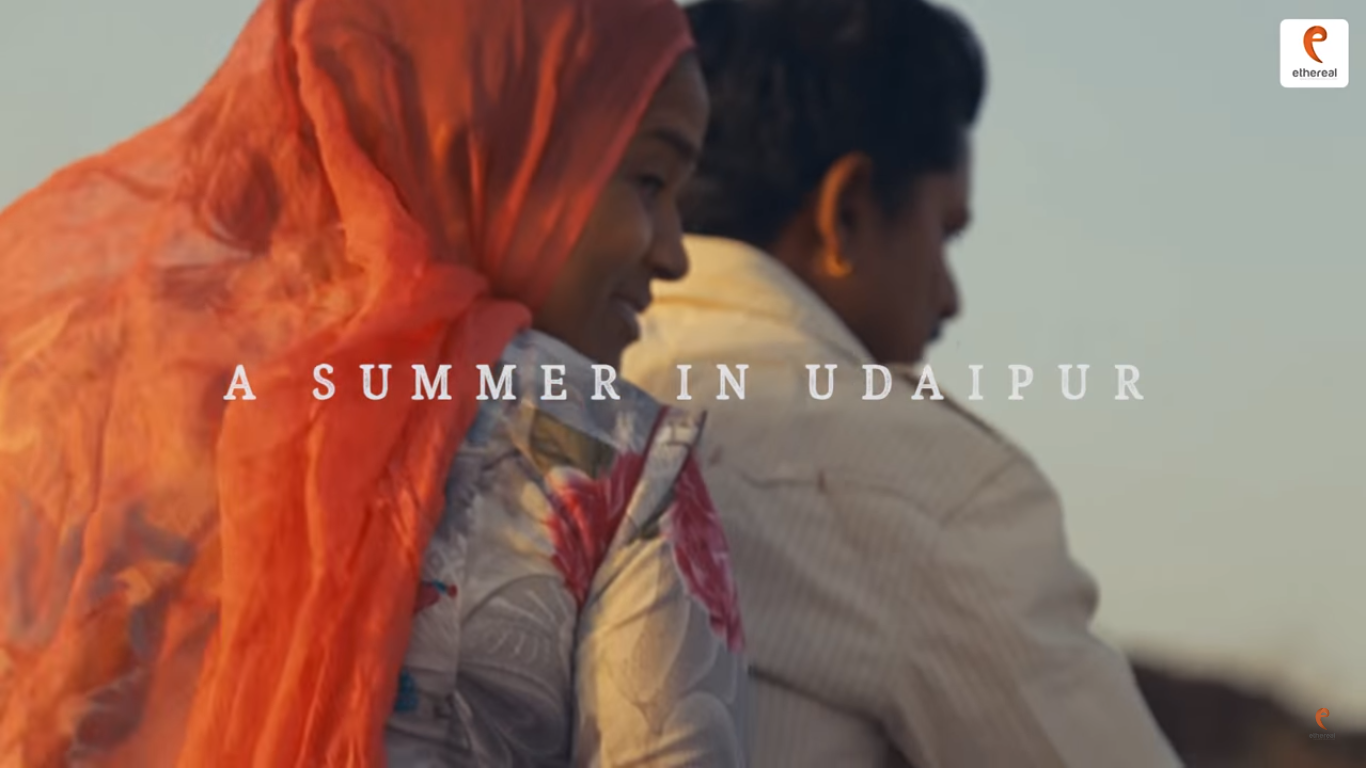 A SUMMER IN UDAIPUR