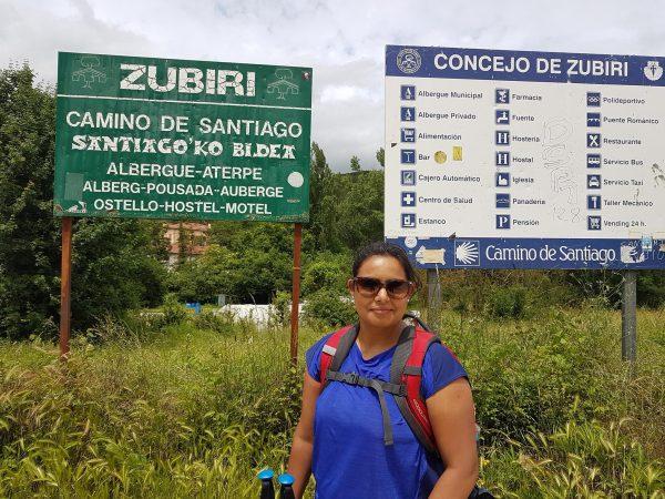 camino de santiago-walk