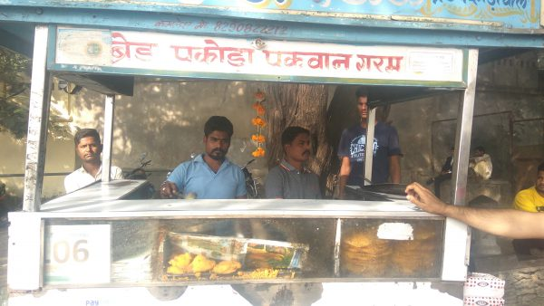 kamlesh tea stall
