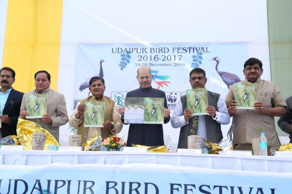 Third Edition of the Udaipur Bird Festival 2017