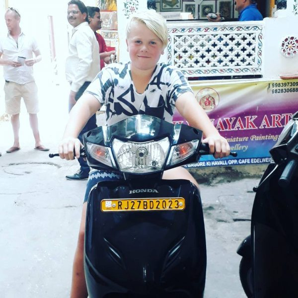 List of Bike Rentals in Udaipur