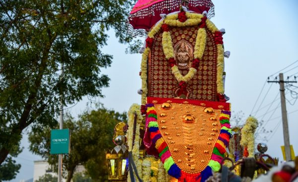 The Beautiful Festival of Makarvilakku in Udaipur