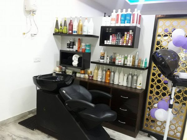 Salons in Udaipur