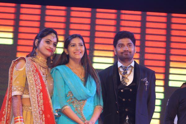 Bigg Boss 11 famed Sapna Choudhary in Udaipur's Wedding!