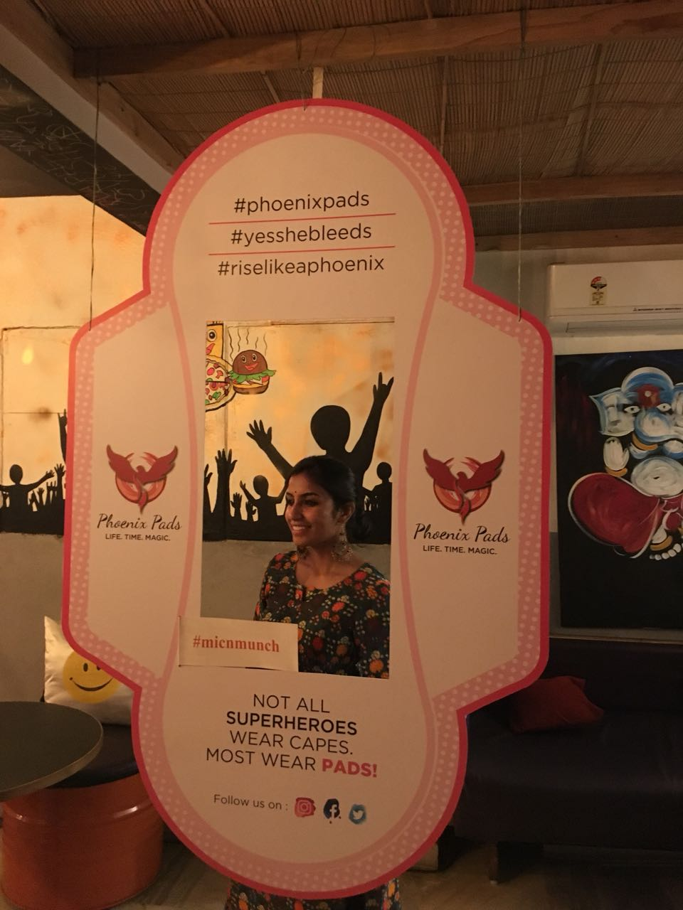 Here's how Robinhood Army celebrated International Women's Day!