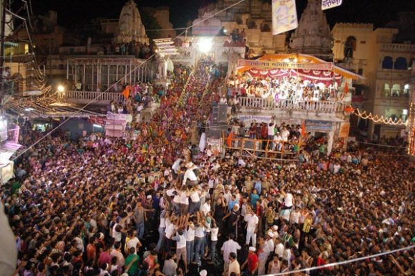 A List of The Major Fairs, Festivals, and Processions of Udaipur