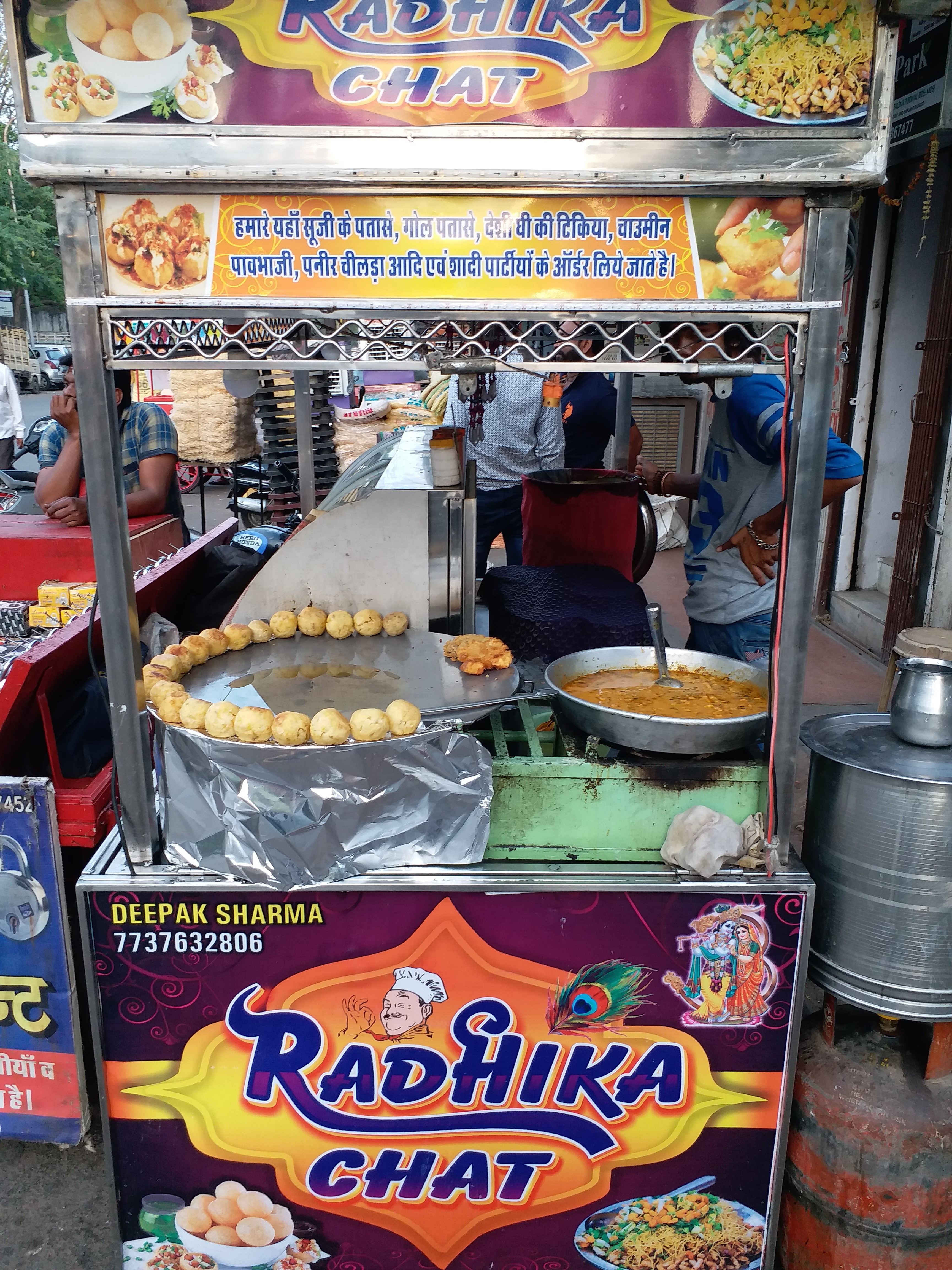 Craving Pani Puri? Here's a list of some places to go to
