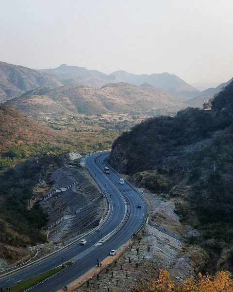 6 Long drive worthy roads in Udaipur