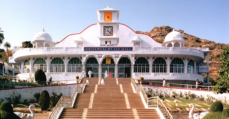 Here's a list of places to go when you are at Mount Abu
