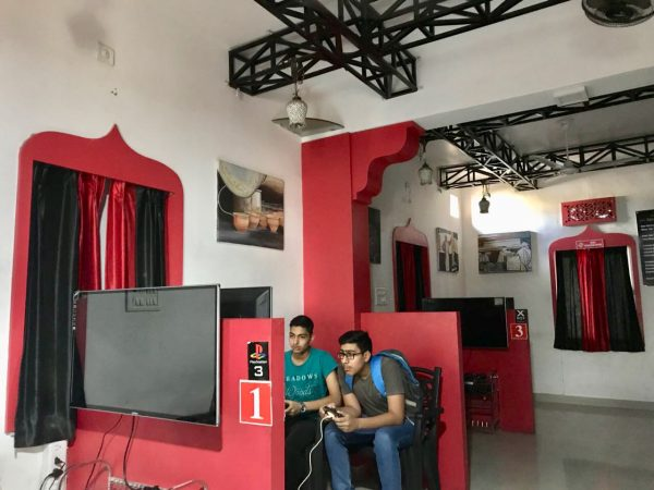 Best Game Zones in Udaipur