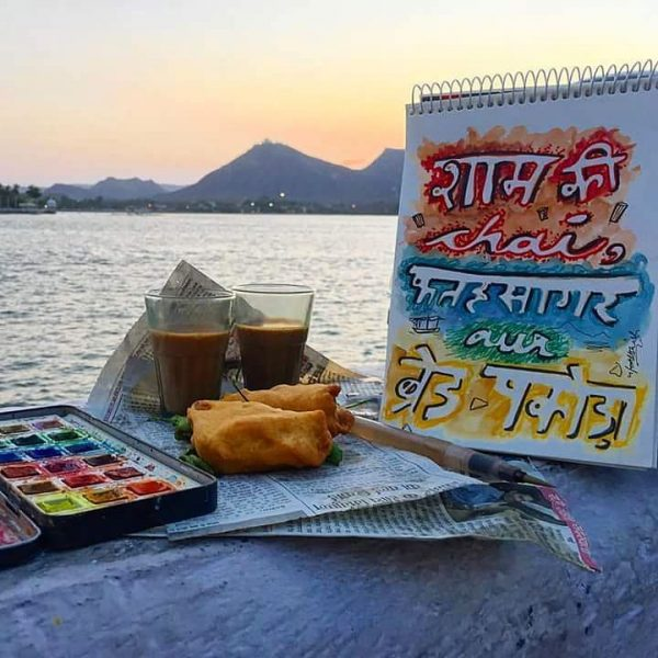 Perfect budgeted day out for hostellers in Udaipur