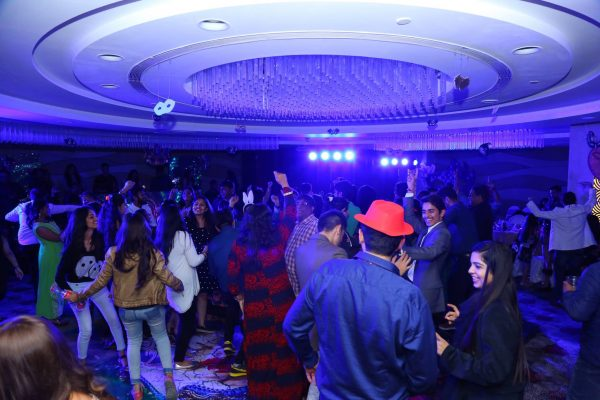 Disco parties in Udaipur