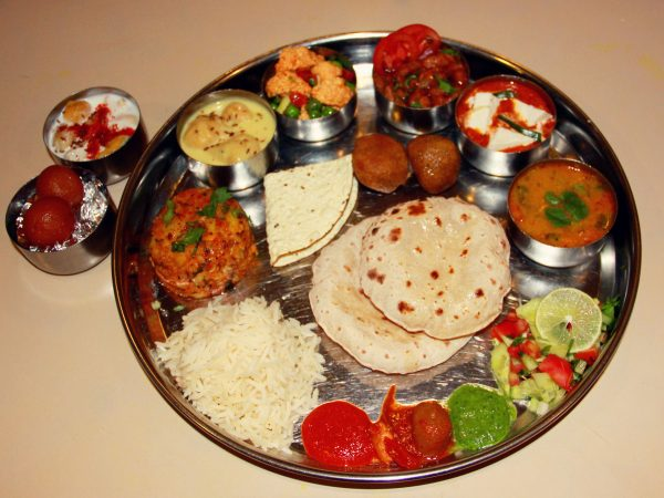 Unlimited food in Udaipur under just Rs. 250