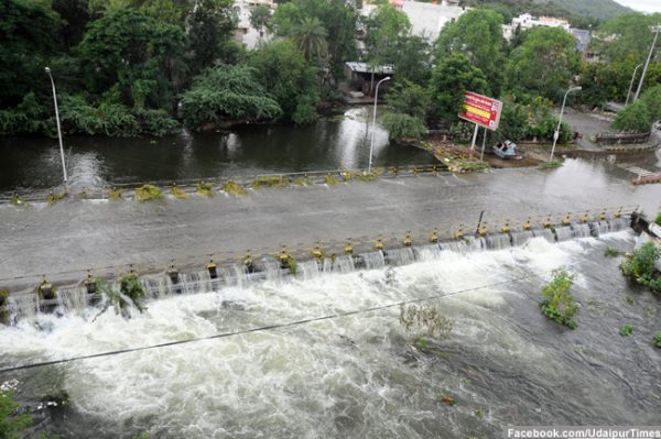 Disasters in Udaipur