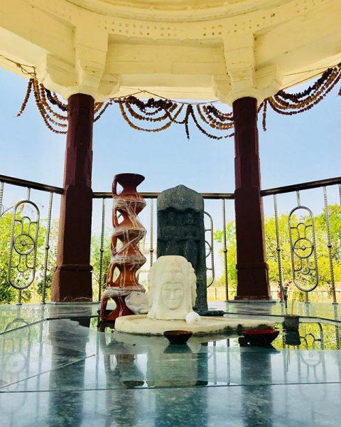 Maharana Pratap's last capital - Chavand