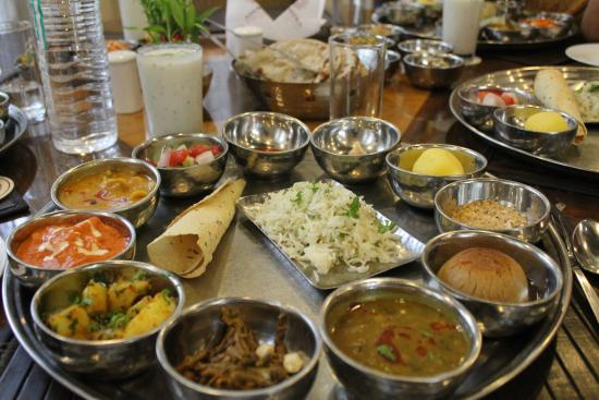 Restaurants Serving Thali in Udaipur