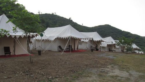 Planning for Weekend? Now you can Camp in Badi