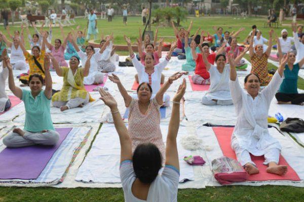 उदयपुर के नि: शुल्क योग केंद्र