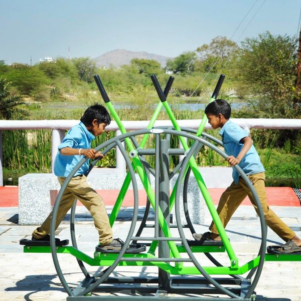 Open Air Gyms in Udaipur for all the Fitness Freaks