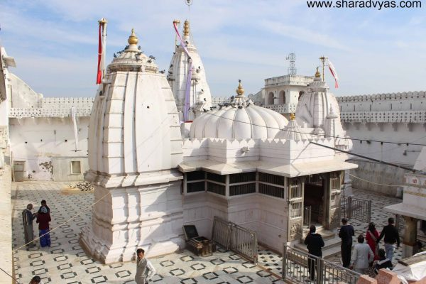 Most visited Places in and around Nathdwara