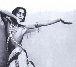 uday shankar dance