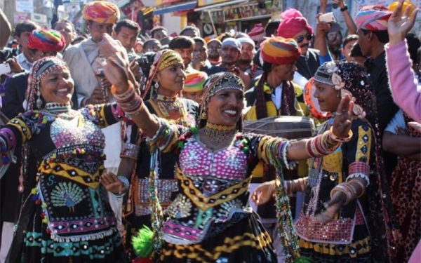 winter festival at Mount abu, Udaipur