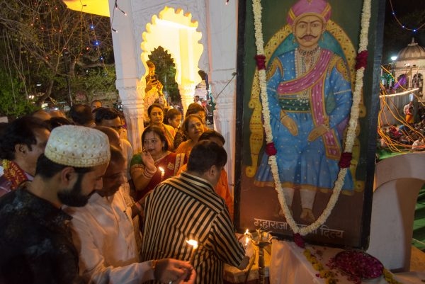 Hindi New Year Celebration